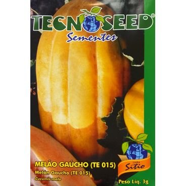 semente melao gaucho tecnoseed