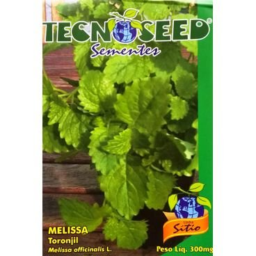 semente melissa tecnoseed