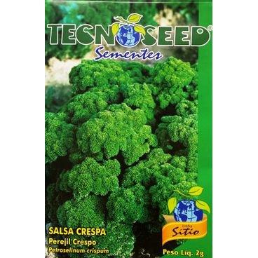 semente salsa crespa tecnoseed