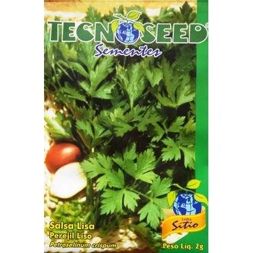 semente salsa lisa tecnoseed