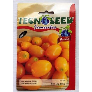 semente tomate hibrido giallo tecnoseed
