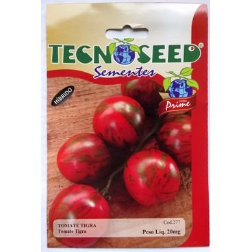 semente tomate hibrido tigra tecnoseed