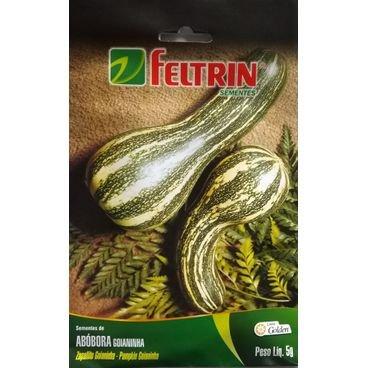 semente abobora goianinha feltrin