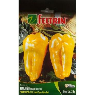 semente pimentao amarelo feltrin