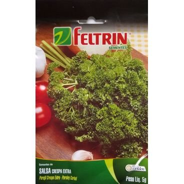 semente salsa crespa feltrin