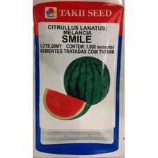 semente melancia hibrida smile takki