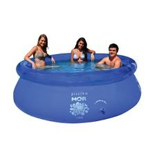 piscina splash fun mor combo 2400 litros