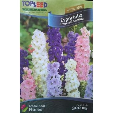 semente flor esporinha topseed frente