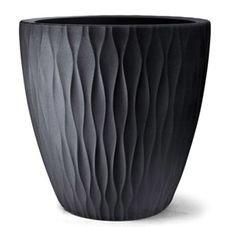 vaso infinity redondo preto 50