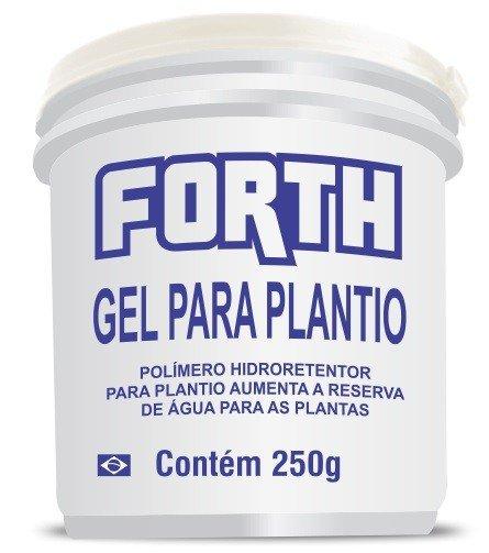 gel para plantiol forth 250 gramas
