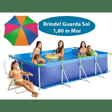 piscina premium 5000 litros morguarda sol