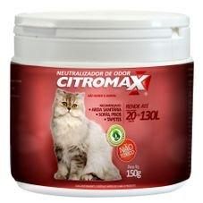 neutralizador gatos 150 gramas citromax
