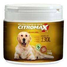 neutralizador cachorro 150 gramas citromax