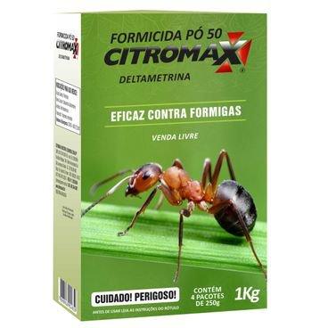 formicida po 50 rosa citromax