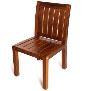 cadeira madeira macica angelim amargo rohden sem braco