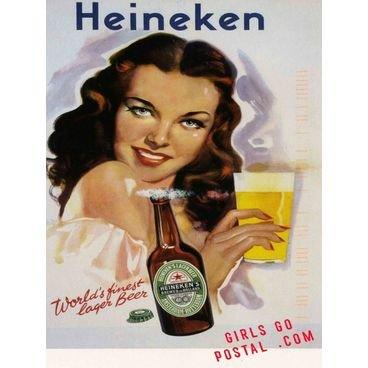placa pvc cerveja heineken 01