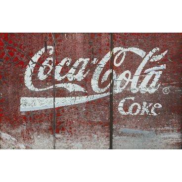 placa pvc coca cola 10