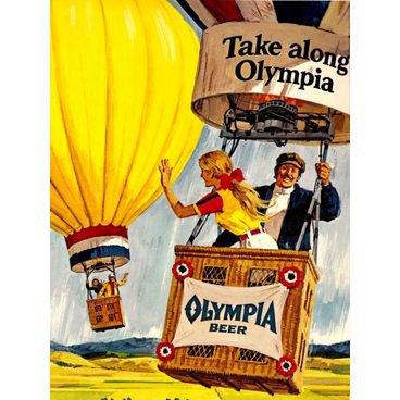 placa pvc take along olympia