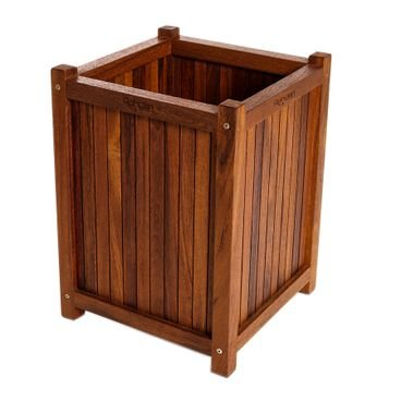 cachepo de madeira grande rohden para decoracao ambientes
