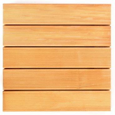 deck modular em madeira garrote 47x47cm para banheiros sacadas saunas jardins piscinas