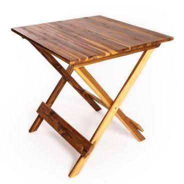 mesa madeira dobravel rohden em teca