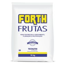 10kg forth frutas