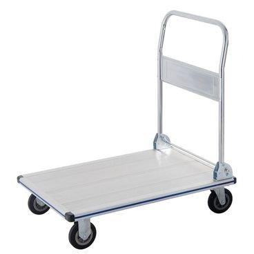 carrinho plataforma aluminio dobravel riosultools 300kg