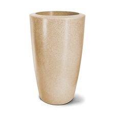 vaso plastico classic areia 66