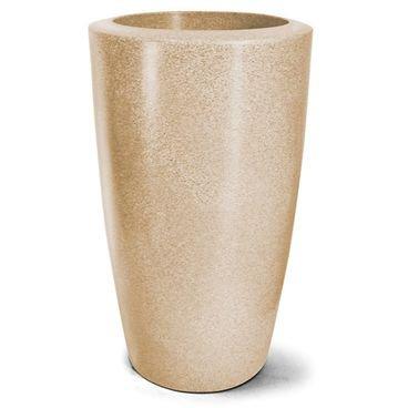 vaso plastico classic areia 91