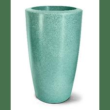 vaso plastico classic verde esmeralda 91
