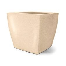 vaso plastico quadrado areia 60