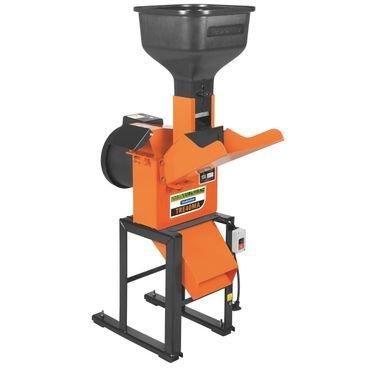 triturador eletrico tre40ma 2hp com saida lateral motor traseiro