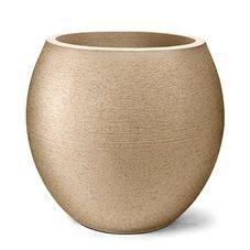 vaso grafiato oval 32 areia nutriplan