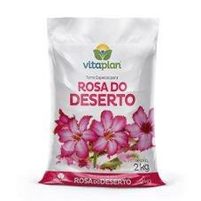 terra especial para rosa do deserto vitaplan