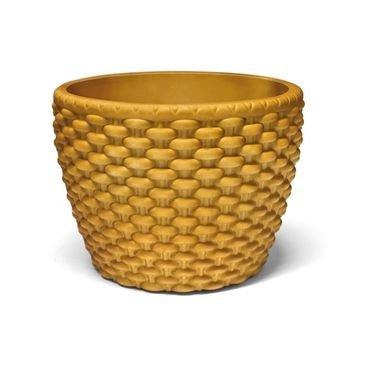 vaso cachepo oval palha nutriplan
