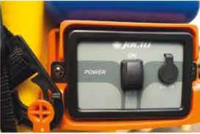 pulverizador costal bateria pjbc jacto 20 litros
