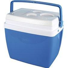 caixa termica 26 litros mor azul