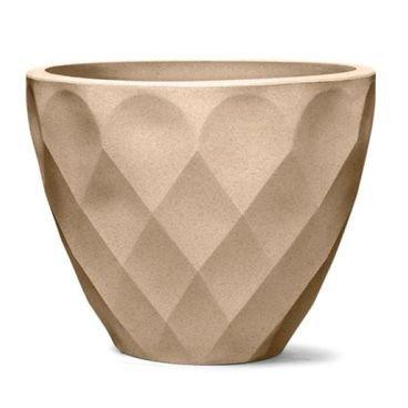 vaso decoracao safira areia nutriplan