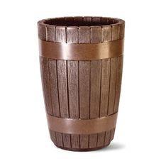 vaso decoracao tina carvalho nutriplan