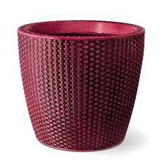 vaso decoracao treccia rubi nutriplan
