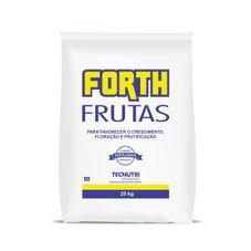 fertilizante forth frutas 25 kg