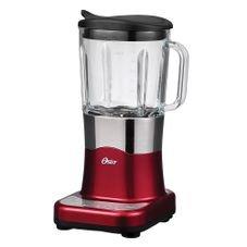 liquidificador oster vermelho 1 7 litros delighter lado