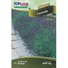 semente lavanda alfazema topseed