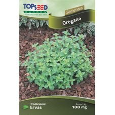 semente oregano topseed