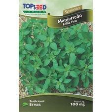 semente manjericao topseed