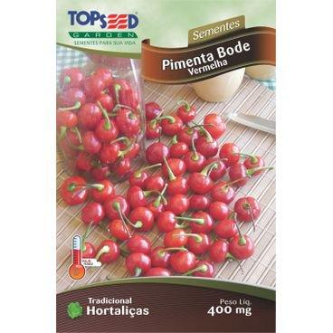 semente pimenta bode vermelha topseed