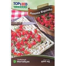 semente pimenta biquinho vermelha topseed