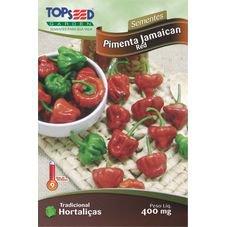 semente pimenta jamaican red topseed