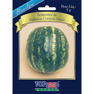 semente melancia crison topseed