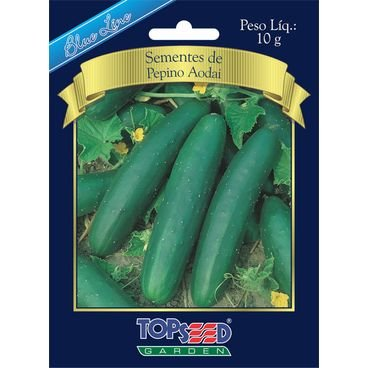 semente pepino aodai topseed